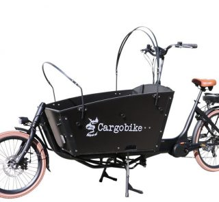 Cargobike Long Lite Electric 1